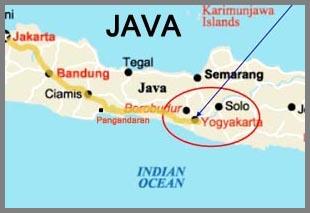 Map_CentralJavaQuake